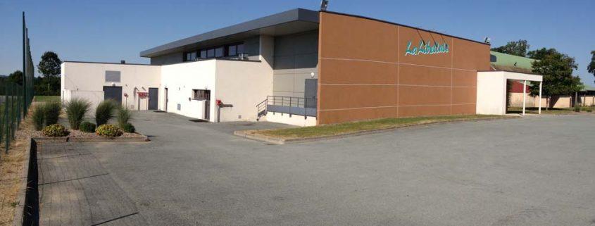 Salle La Libellule - Saint Amand-Sur-Sèvre